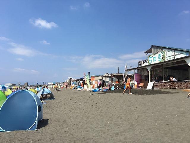 サザンビーチ茅ケ崎 海の家