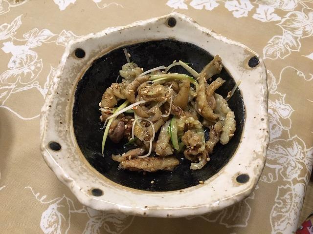 宮崎料理 鳥皮