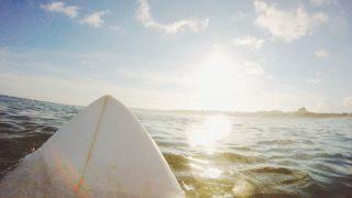 サーフィン ロングボード 鎌倉