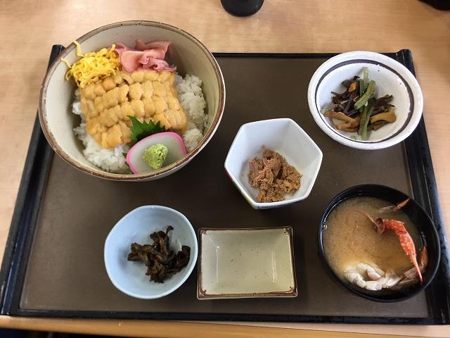 那珂湊 おさかな市場 人気 ランチ ウニ丼