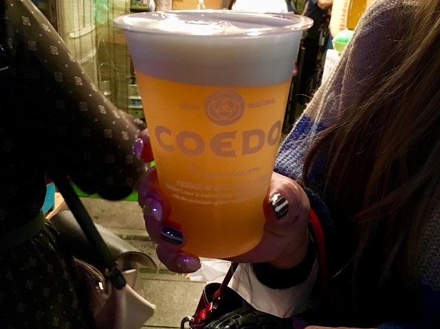川越ビール COEDO